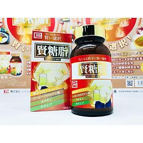 Thực phẩm bảo vệ sức khỏe KENTOUSHI Nhật Bản - Giảm Cân, Hỗ Trợ Kiểm Soát Đường Huyết, Ngăn Ngừa Mỡ Máu (1 lọ/180 viên - 350mg/viên)