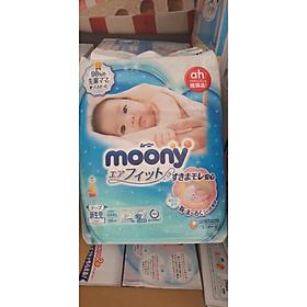 Tã dán sơ sinh Moony Newborn 90 + 6 (96 miếng)