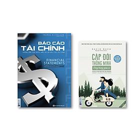 Combo  2 cuốn sách  quản lý tài chính doanh nghiệp và cá nhân ( tặng kèm 1 iring như hình)