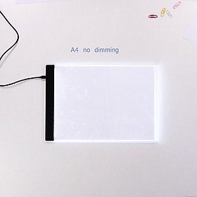 Ultra-thin Dimmable LED Painting Tracing Board Drawing Tablet Copy Pad Panel