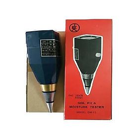 Máy đo độ PH và độ ẩm đất Takemura DM-15