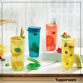 Ly nước Thirst N Go 470ML Tupperware chính hãng