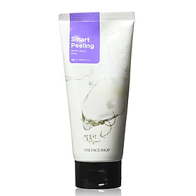 The Face Shop Smart Peeling White Jewel Formula, Gently Exfoliates and Smoothes Skin - 120 ml