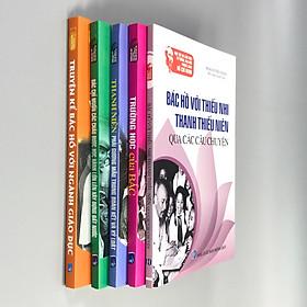 Tủ Sách Bác Hồ 5 - Combo 5 Quyển - Trí Thức Việt