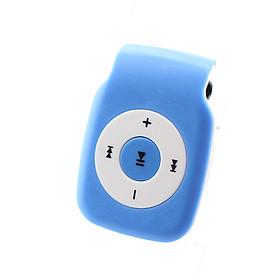 Máy nghe nhạc mp3 chữ O kẹp gắn quần áo tặng tai nghe và dây sạc