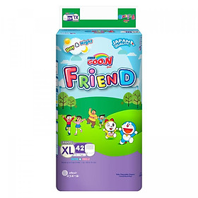 Tã Quần Goo.n Friend Gói Cực Đại XL42 (42 Miếng)