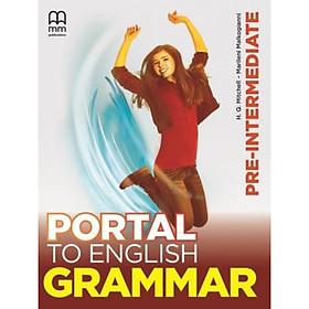 Portal to English Pre-Intermediate Grammar Book