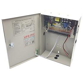 UPS nguồn điện dự phòng 12V 20A 18CH chính hãng