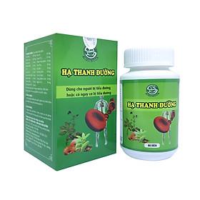 Viên uống hỗ trợ điều trị tiểu đường Hạ Thanh Đường (hạ đường huyết bệnh đái tháo đường)