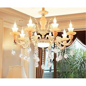 Đèn chùm - đèn trang trí DEMAXIA kiểu dáng sang trọng - kèm bóng Led chuyên dụng