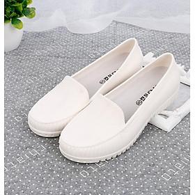 Giày Moca giày nhựa đi mưa màu nhiều màu size 36 đến 40 V177