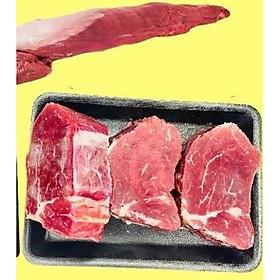 Phi lê bò Úc cắt bit tết-Beef Tenderloin Aus