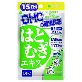 Viên uống sáng da DHC Adlay Extract (Nhập khẩu)