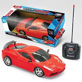 Siêu Xe Điều Khiển Từ Xa Ferrari Duka DK81004