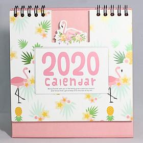 Lịch Bàn 2020 Square (15cm x 16cm)