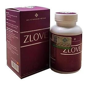 Thực phẩm chức năng Co hồi tử cung, cân bằng nội tiết tố ZLOVE