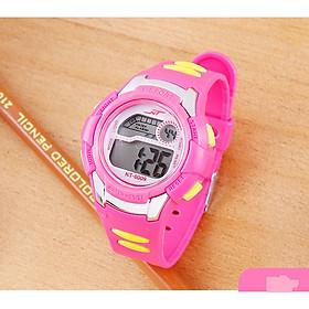 Đồng hồ cho bé có đèn light và hẹn giờ NT6009