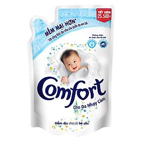 Nước Xả Vải Comfort Đậm Đặc Cho Da Nhạy Cảm Túi 21129715 (1.6L)