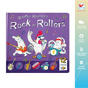 Ritchie Rooster's Rock 'n' Rollers - Ban nhạc rock 'n' roll của gà trống Ritchie