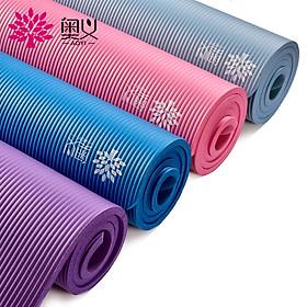 Thảm Tập Yoga Ortho Đa Chức Năng (185 x 80cm 10mm)-3