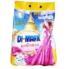 Bột Giặt Di-Mark Hương Nước Hoa Công Nghệ Thái Lan Sạch Cực Nhanh 4,1 kg