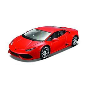 Đồ chơi mô hình MAISTO lắp ráp Lamborghini Huracan tỉ lệ 1:24  39509/MT39900