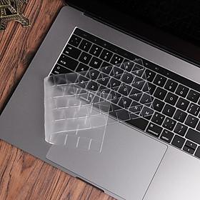 Lót phím trong suốt TPU dành cho bàn phím Macbook