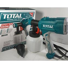 Máy phun sơn 450W dùng điện Total TT3506