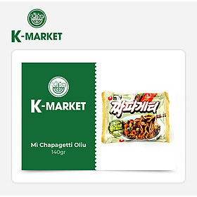 K-Market - Mì Chapagetti Oliu (140 gr)