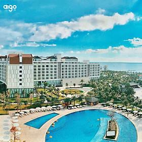 [Phú Quốc 2N1Đ] Vinpearl VinOasis Resort - Ăn 3 bữa & Vui chơi Vinwonder + Safari dành cho 02 người