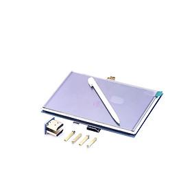 Module Màn Hình 5 Inch 800x480 Cảm Ứng Điện Dung Dùng Cho Máy Tính Raspberry