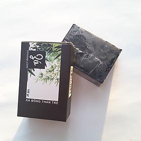 Xà bông Gió xà bông thảo dược Than Tre - 100% từ nguyên liệu tự nhiên