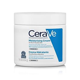 Kem dưỡng CeraVe Moisturising Cream 454g