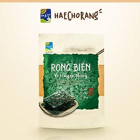 Rong biển lá vị truyền thống Haechorang 12gr/ 5 miếng (rong biển dạng miếng)