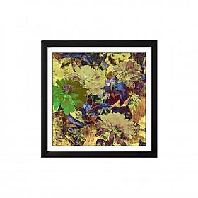 Hình đại diện sản phẩm Tranh trang trí in Canvas Hoa Cổ Điển
