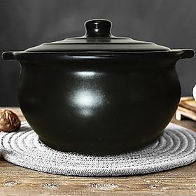 Nồi đất kho cá NodaCook Bát Tràng tính năng chịu nhiệt đa năng sử dụng trên hầu hết cái loại bếp ngoại trừ bếp từ