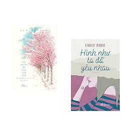 Combo 2 cuốn sách: Hình như ta đã yêu nhau  + Tớ muốn ăn tụy của cậu