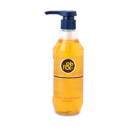Nước dưỡng tóc bóng mềm giữ ẩm giữ nếp tóc dạng Gel vàng nhẹ R&B Herb Moisture Glaze, Hàn Quốc 450ml