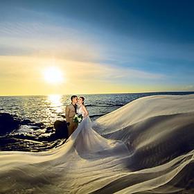 Chụp hình cưới Vĩnh Hy đẹp  chất lượng