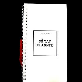 Sổ tay Self Planner đọc sách - Giúp bạn đặt mục tiêu đọc sách, ghi nhớ nội dung cuốn sách