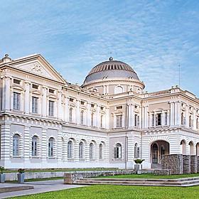 Vé Bảo Tàng Quốc Gia Singapore