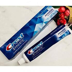Kem đánh Răng Crest 3D White - Hàng nhập khẩu Từ Mỹ