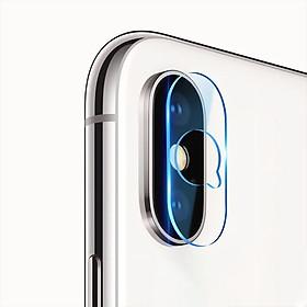 Miếng dán Cường Lực Bảo Vệ Camera Iphone X / XS - Hàng chính Hãng