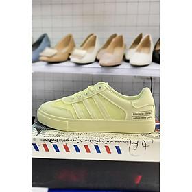 Giày Sneaker Nữ Phối Lưới