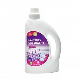Nước giặt xả thiên nhiên hương hoa oải hương GW (2.5L)