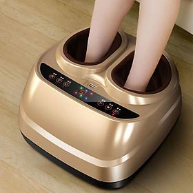 Máy Massage Chân ,mát xa từ áp suất không khí và con lăn nhiệt - Giao màu ngẫu nhiên mã T397