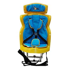 Ghế Ngồi Beesmart X2 - Màu Vàng (Tặng Kèm Gối Chắn Đầu Xe)