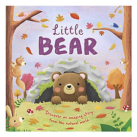 Little Bear (Discover an Amazing Story From The Natural World)