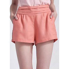 Quần Shorts Nữ Màu Hồng Cam The Cosmo Sorbet Shorts