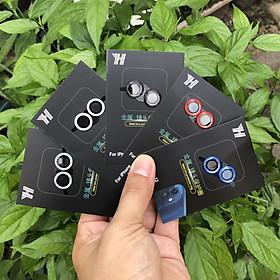 Bộ 2 Vòng Bảo Vệ Camera IPhone 12 - Chống Bụi, Hạn Chế Vân Tay & Mờ Camera - Bảo vệ toàn diện.